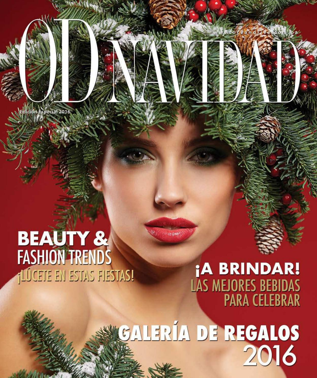 OD Navidad-Edición Especial 2016 by Ocean Drive Magazine Panama - issuu