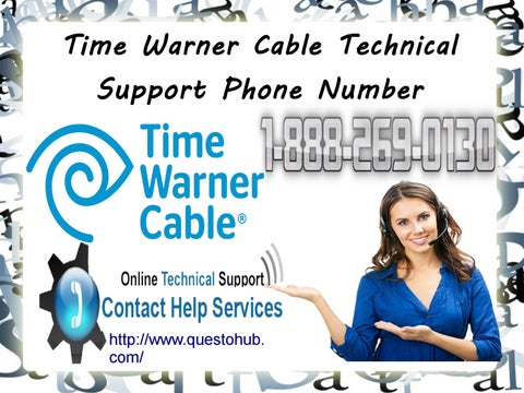Time warner cable 1-888-269-0130 technical support number by ...