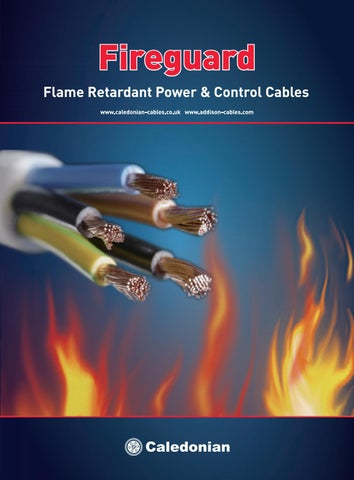 Fireguard power control cable by caledoniancable issuu table of contents keyboard keysfo Gallery