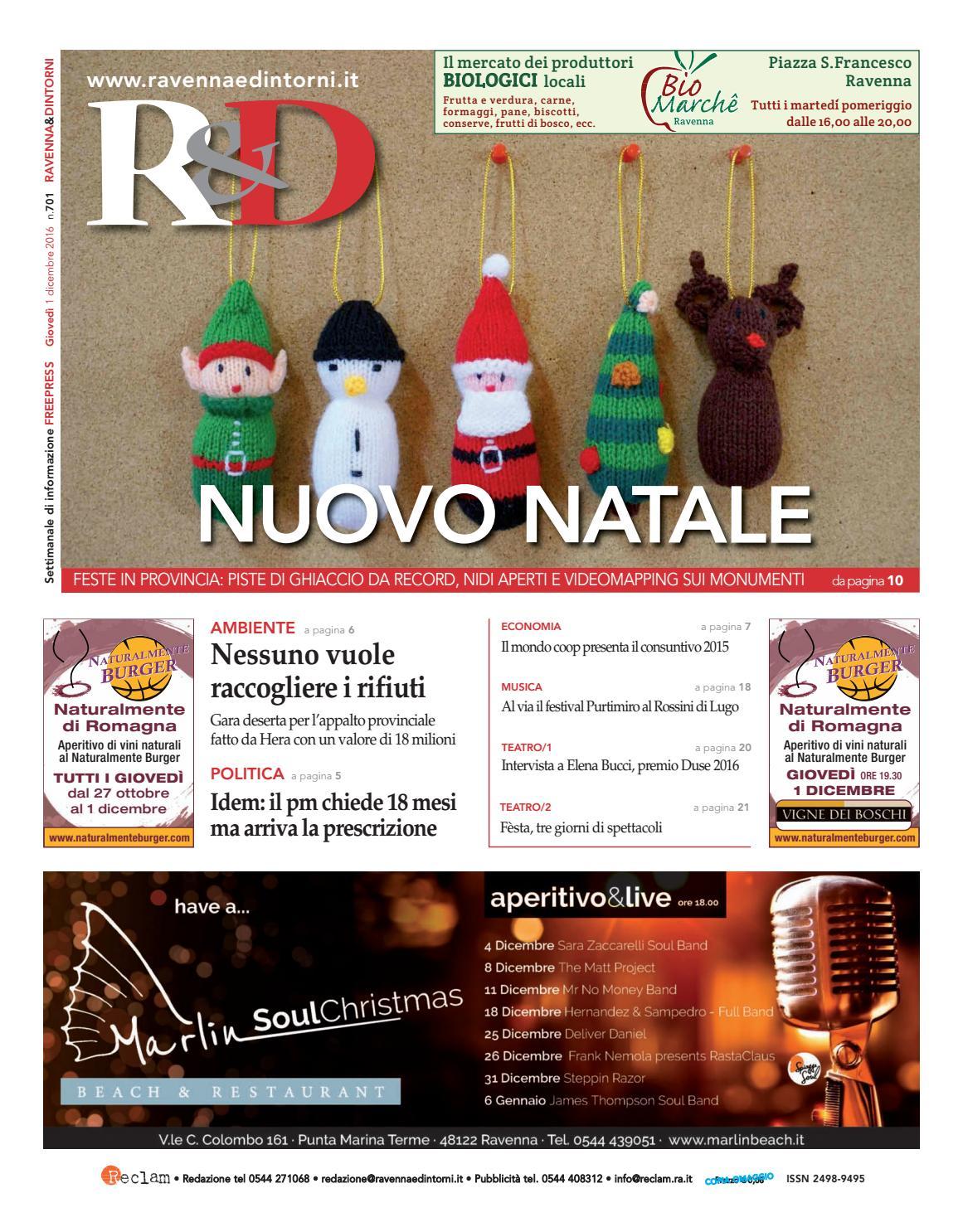 Rd 01 12 16 by Reclam Edizioni e Comunicazione issuu