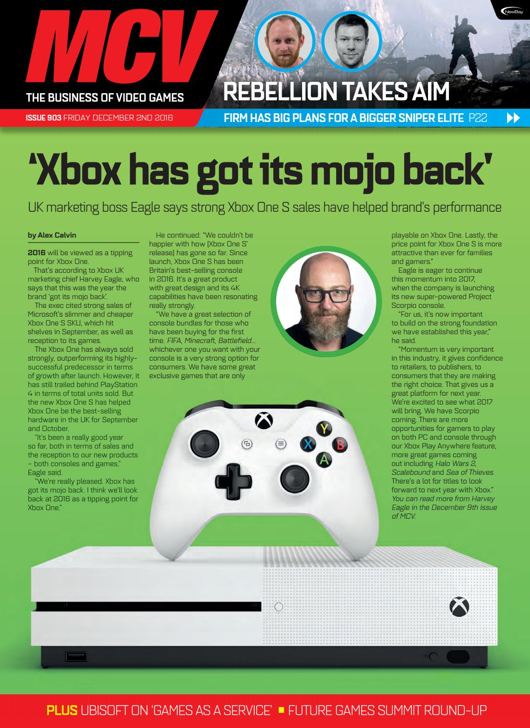 MCV903 December 2nd by Future PLC - issuu