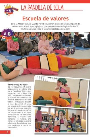 Lola La Mota - Diciembre 2016 by Neon Multimedia - issuu