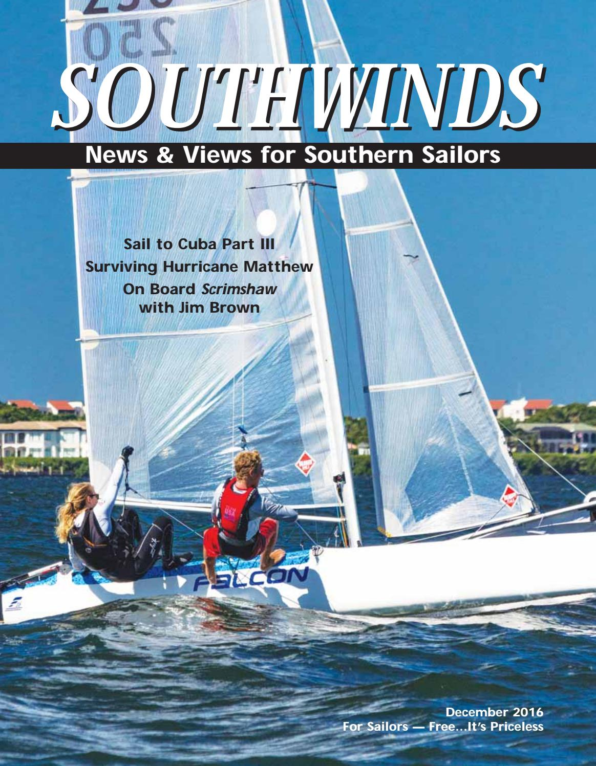 f30197c6df7 Southwinds December 2016 by SOUTHWINDS Magazine - issuu