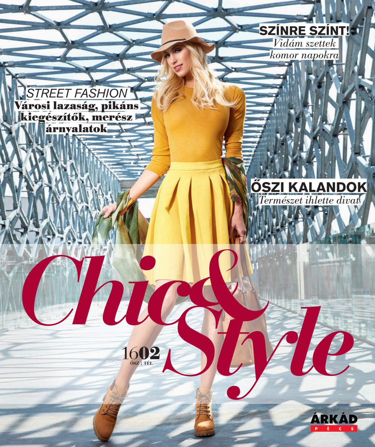 Chic Style House 2016 2 by Company Info Kft. - issuu 0ec35af5a4
