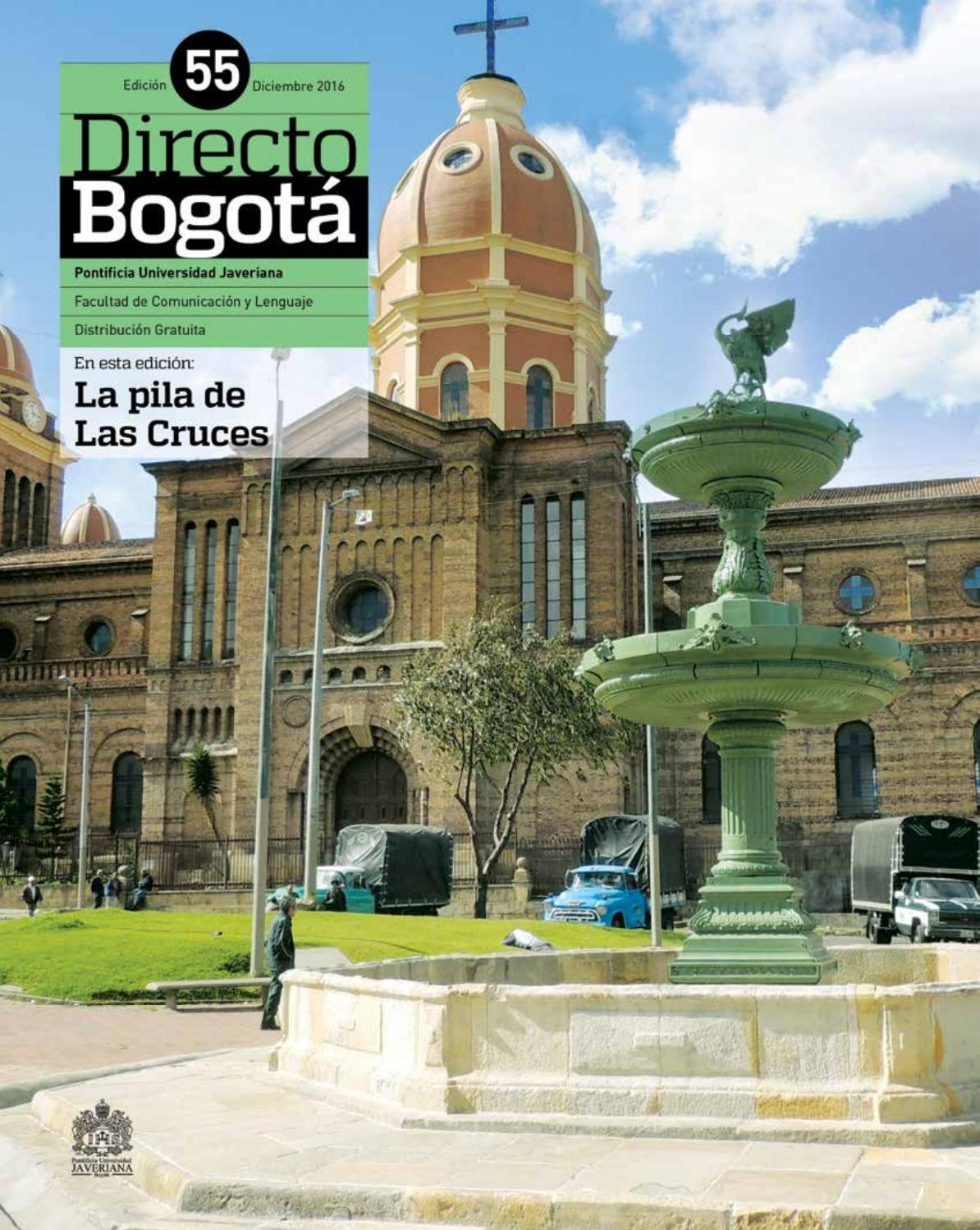 Directo Bogotá   55 by Revista Directo Bogotá - issuu 540f6451344e