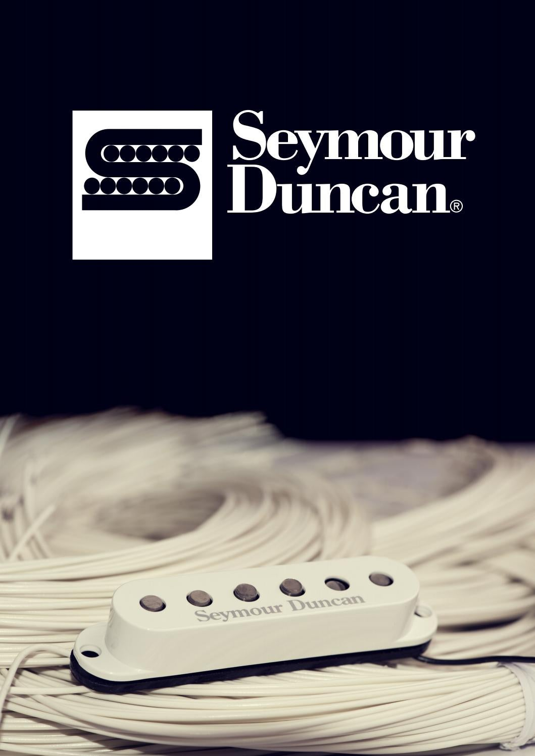 Seymour Duncan 2016 Uk Brochure By Rosetti Ltd Issuu Shr 1 Series Wiring Diagram Hot Rails