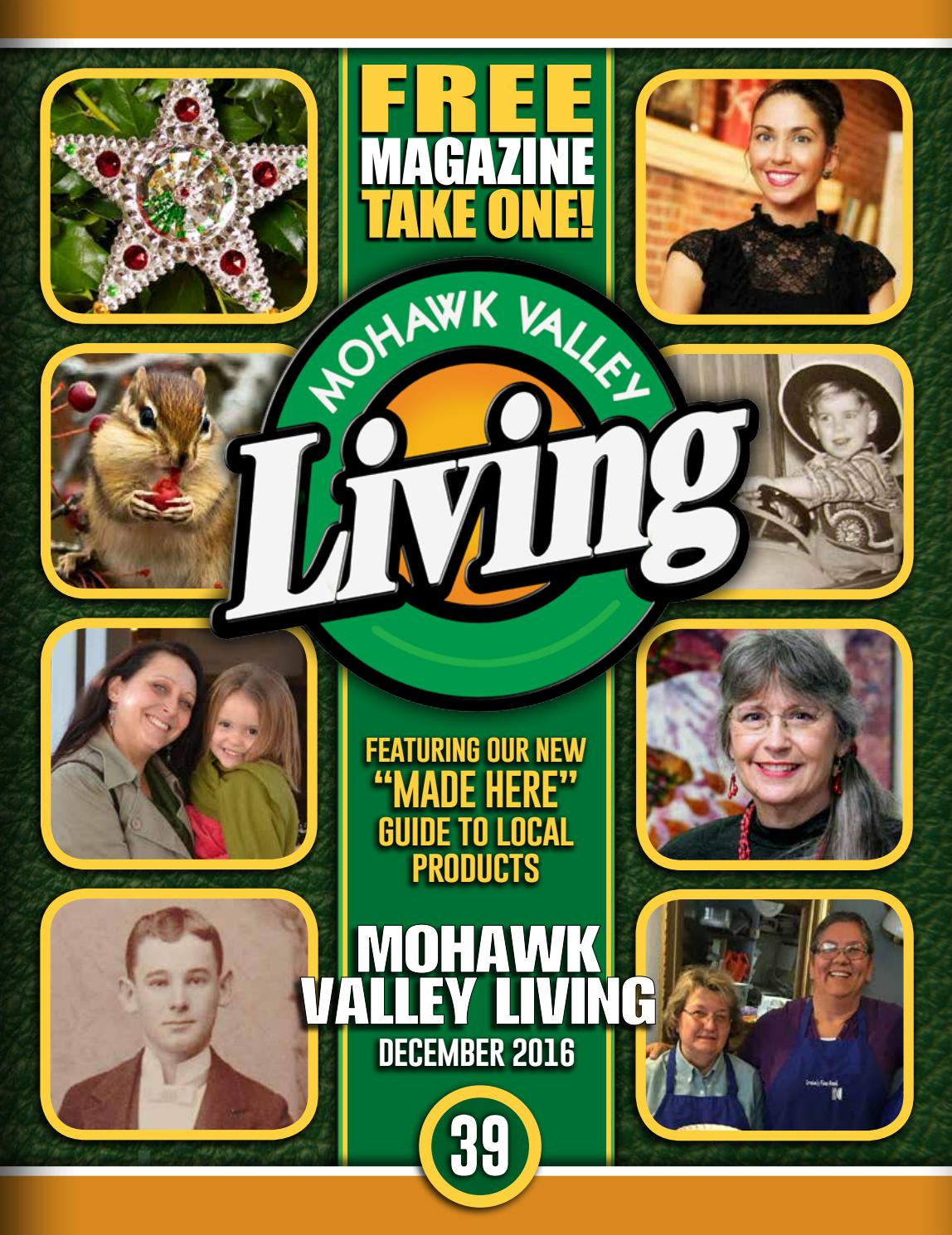6c2befbbf44e MVLmagazine39DEC2016 by Mohawk Valley Living - issuu