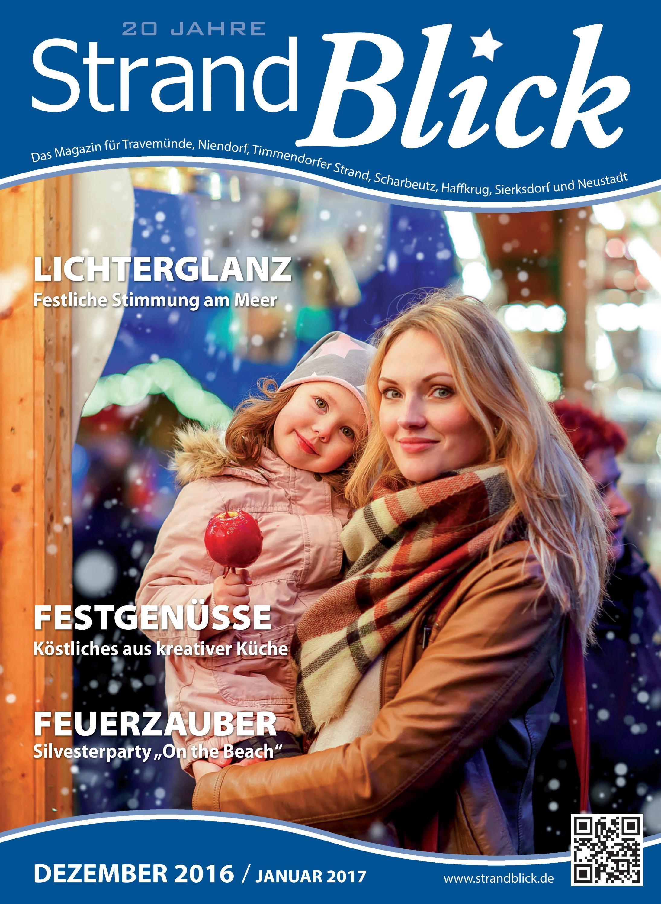 Strandblick Dezember 2016 by StrandBlick - issuu