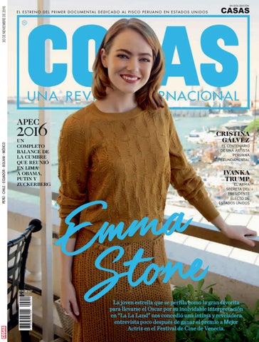 6bc839b145 Revista COSAS - Edición 607 by Revista COSAS Perú - issuu