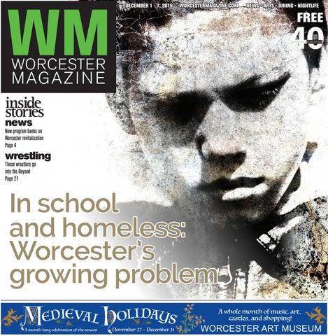 8ee7342beeb06 Worcester Magazine December 1 - 7, 2016 by Worcester Magazine - issuu