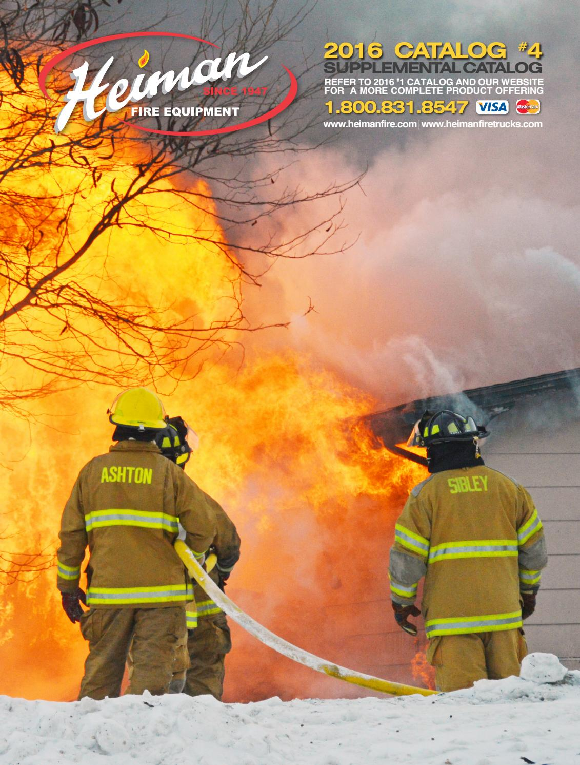 Heiman Fire 2016 4 Catalog By Equipment Issuu Pot Pro Circuit Works Husqvarna