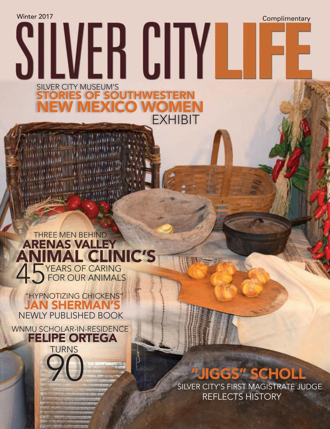 Silver City Life Fall Winter 2013 By Zia Publishing
