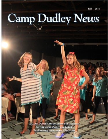 671e131124 2016 Fall Camp Dudley News by Camp Dudley - issuu