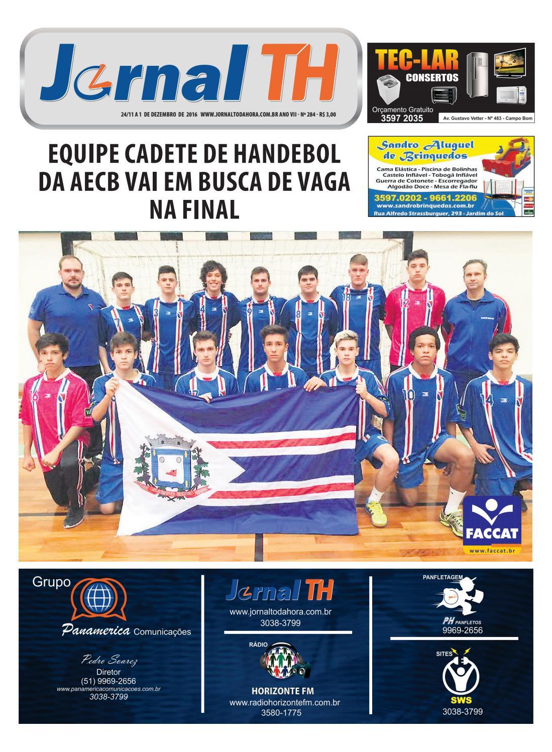a8277f9a2 Novembro 2016 4 by Jornal Toda Hora - issuu