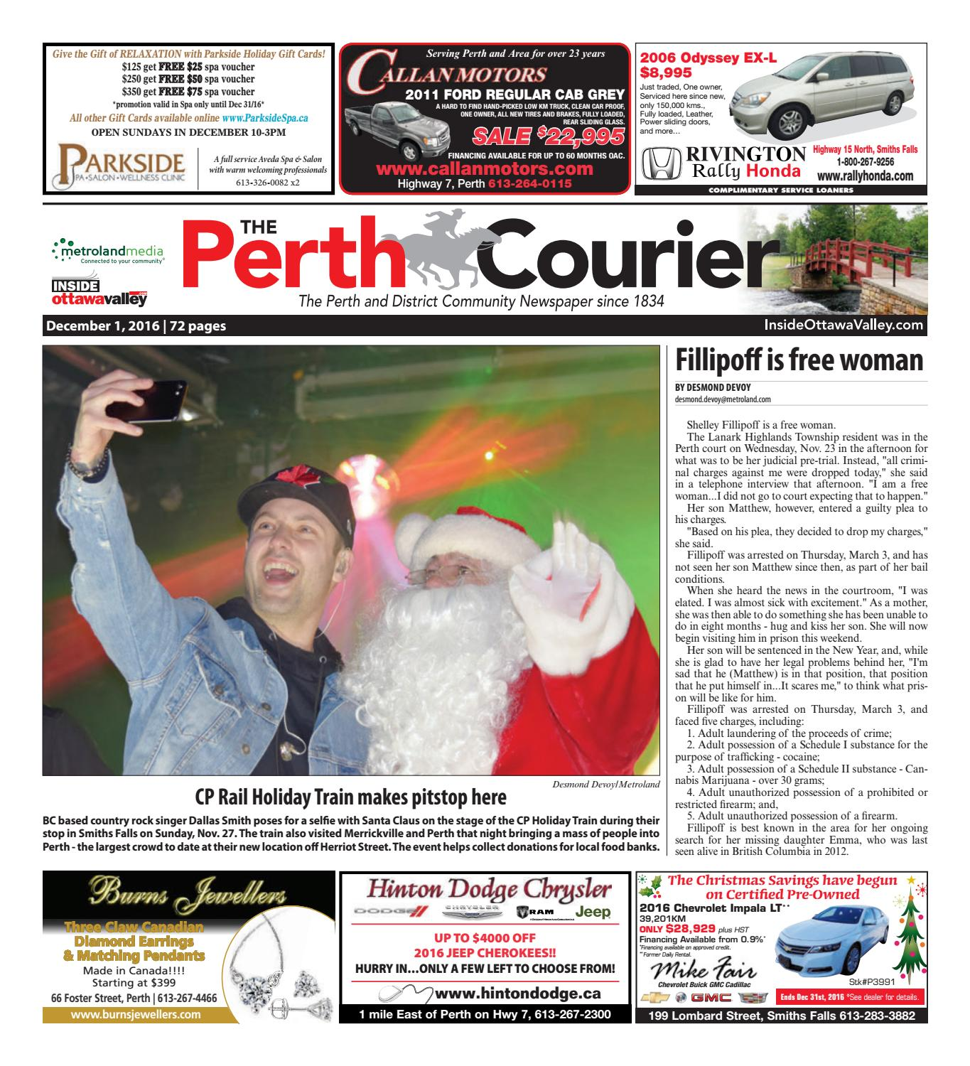 Perth by Metroland East The Perth Courier issuu