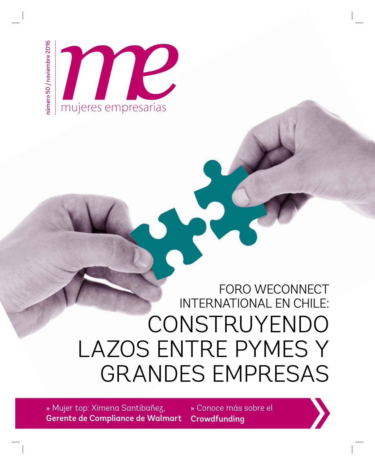 Revista me 50 by Mujeres Empresarias - issuu