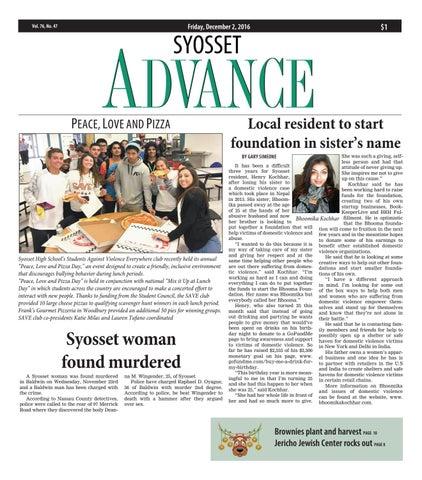 the syosset advance by litmor publishing issuu