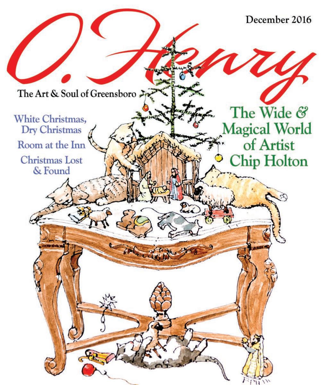 O.Henry December 2017 by O.Henry magazine - issuu
