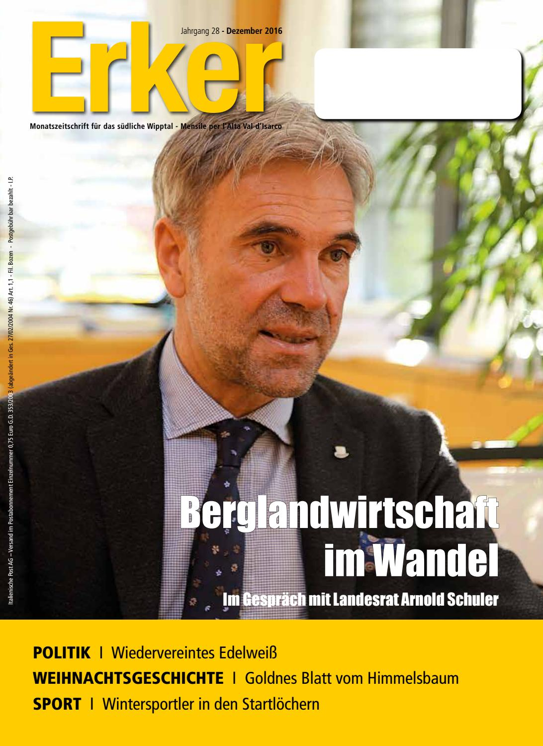Erker 12 2016 By Der Erker Issuu