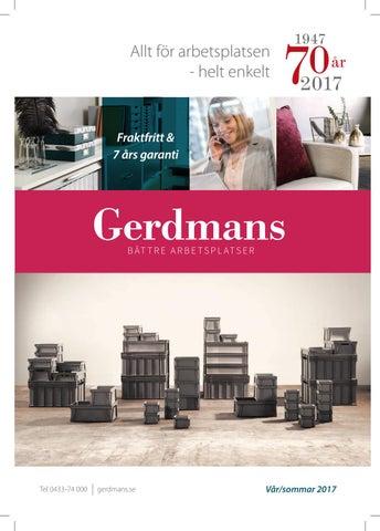 Gerdmans - Vår sommar 2017 by Gerdmans - issuu fd8bf411801c7