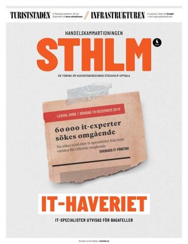 Stockholm satsar tio miljoner pa spetskompetens for larare