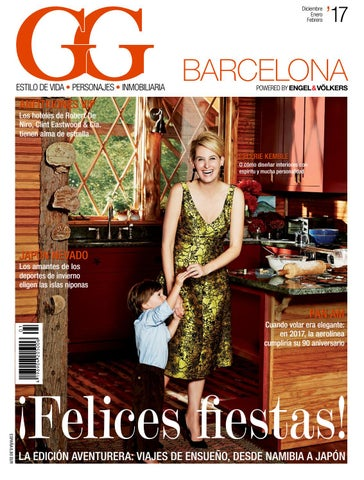 GG Magazine 01 17 Barcelona by GG-Magazine - issuu 5e6f0e60a2f