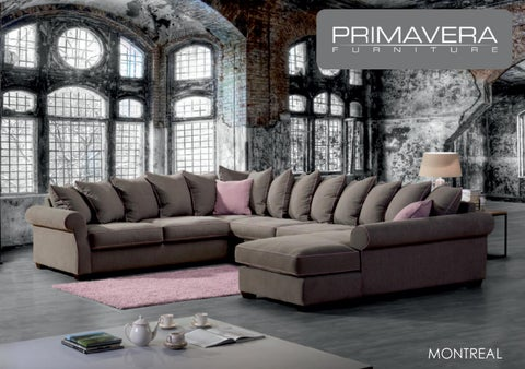 Primavera Furniture New Cataloug Of Upholstered Furniture