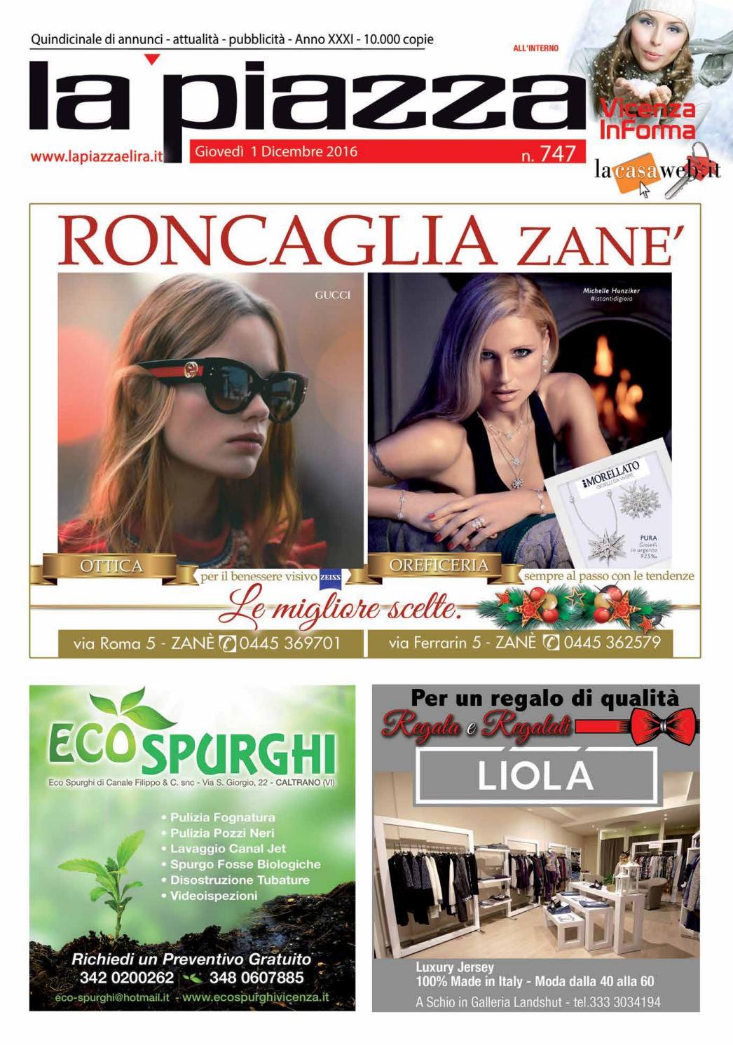 dbfbae9339 La piazza n. 747 by Pubblistudio Pubblicità srl - issuu