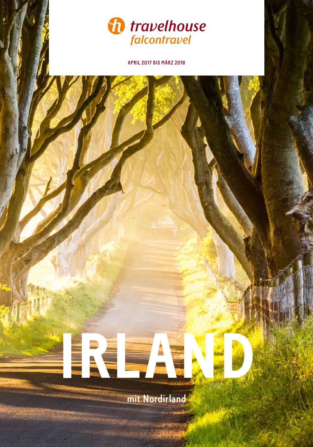 Travelhouse Irland – von April 2017 bis März 2018 by Hotelplan ...