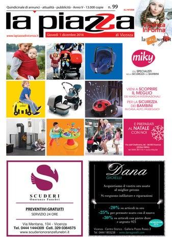 La Piazza Di Vicenza N 99 By Pubblistudio Pubblicità Srl Issuu