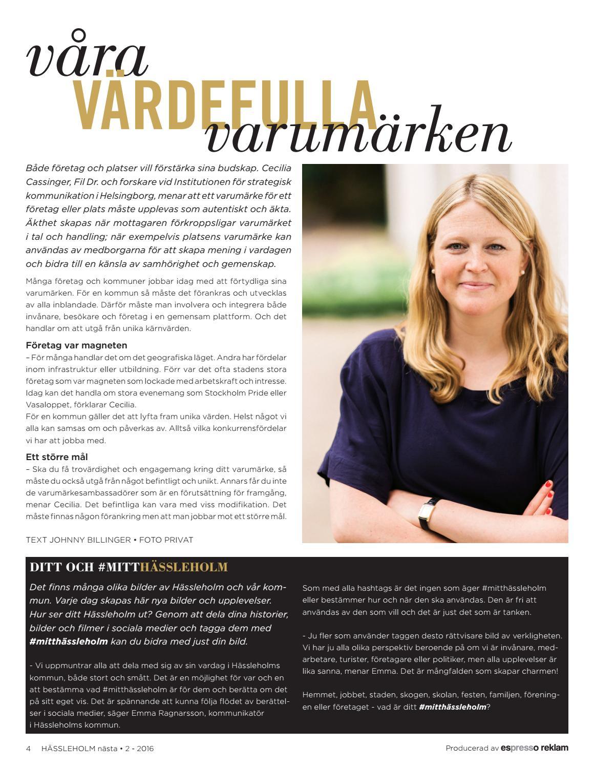 företag i hässleholms kommun