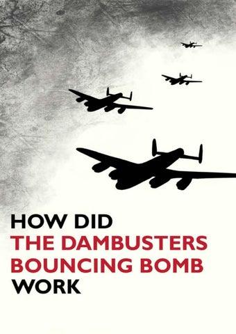 How did the dambusters bouncing bomb work isabel cannon luke step 1 orignal lancaster bomber bluprint alongside modified original lancaster lancaster bomber blueprint blueprint for original lancaster bomber malvernweather Choice Image