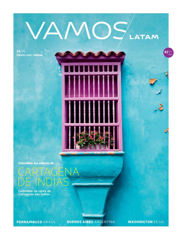 Vamos LATAM Noviembre 2016 by Spafax - issuu a11feace5e0eb