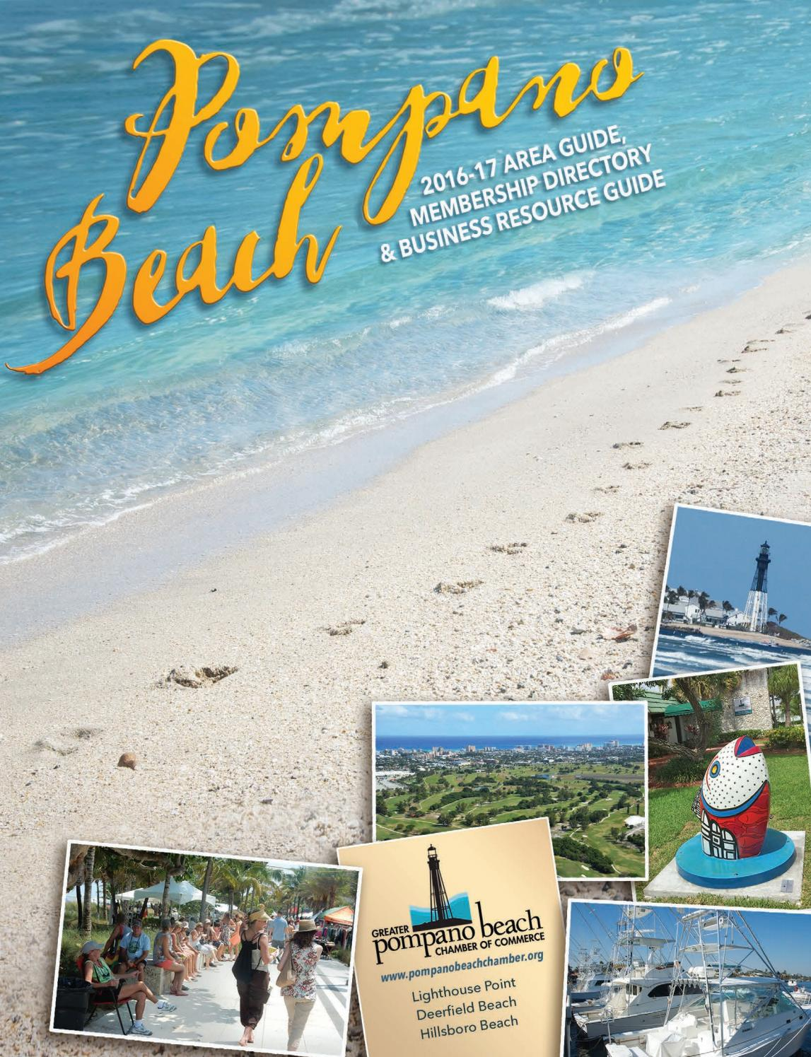 pompano beach, fl membership directory & business resource guide