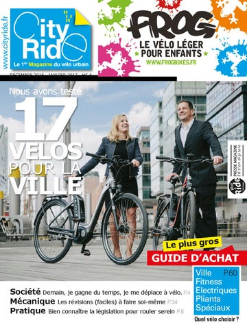 City Ride Hors Série N4 By Editions Blue Ride Issuu