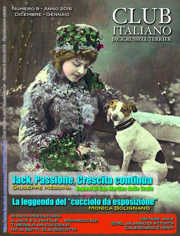 Club Italiano Jack Russell Terrier N9 2016 By Club Italiano