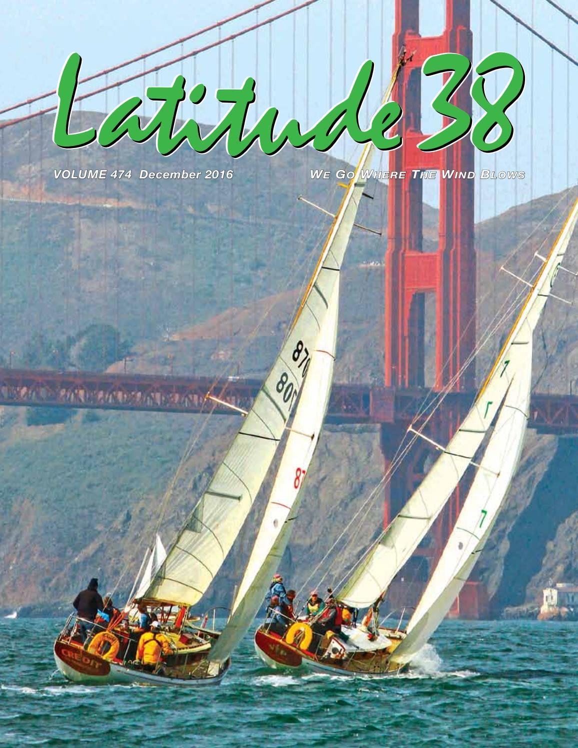 Latitude 38 Dec 2016 by Latitude 38 Media, LLC - issuu