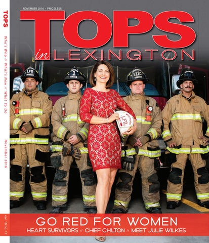 7142df3699258 TOPS in Lexington  November 2016 by TOPS Magazine - issuu
