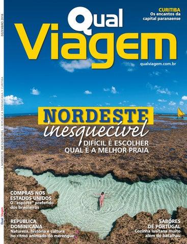 56dff49a6 Revista Qual Viagem Edição 37 - Dezembro / 2016 by Editora Qual - issuu