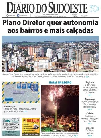 29da5494f Diário do sudoeste 3 e 4 de dezembro de 2016 ed 6775 by Diário do ...