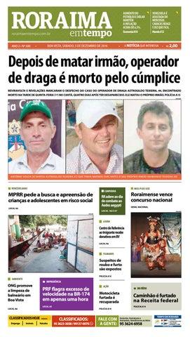 6f4a0e87e19 Jornal roraima em tempo – edição 500 – período de visualização ...