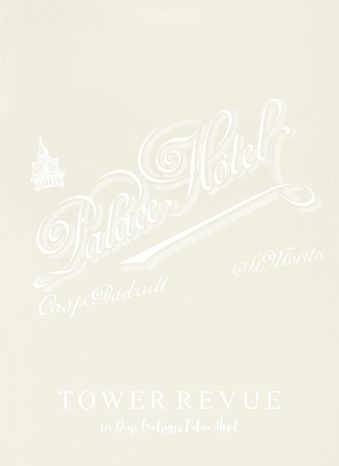 Towerrevue 28.2016 by PREMIUM PUBLISHING - issuu