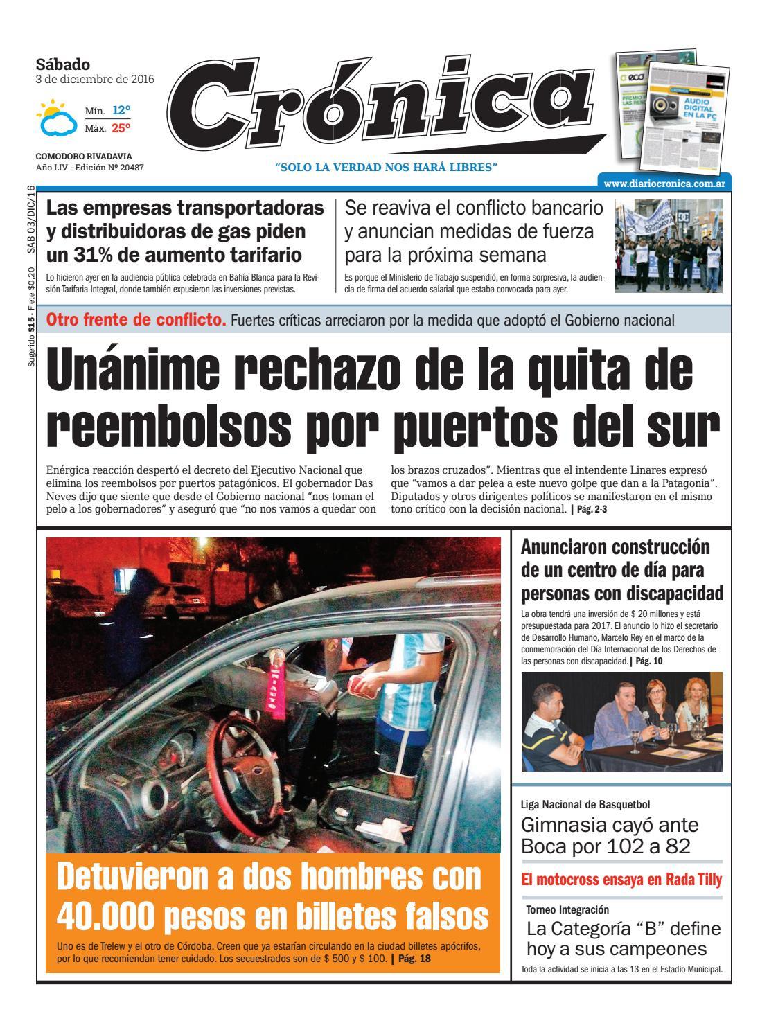 60bf21e089cbddc3bba68d4402e0efc4 by Diario Crónica - issuu