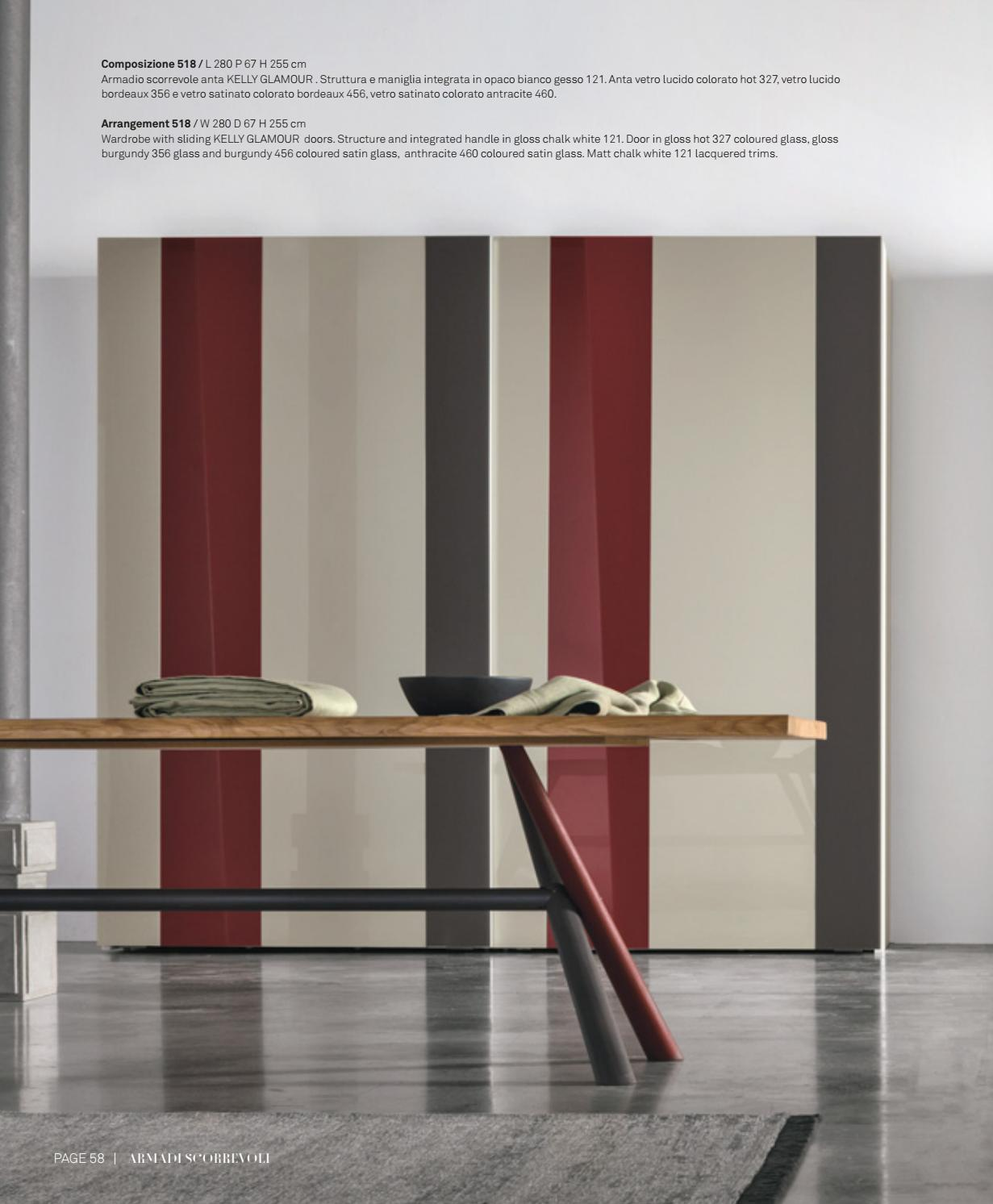 Armadio In Vetro logica - wardrobes collection by tomasella - issuu