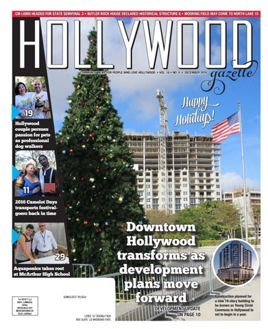 0c03ded8f35c Dec 2016 by Hollywood Gazette - issuu