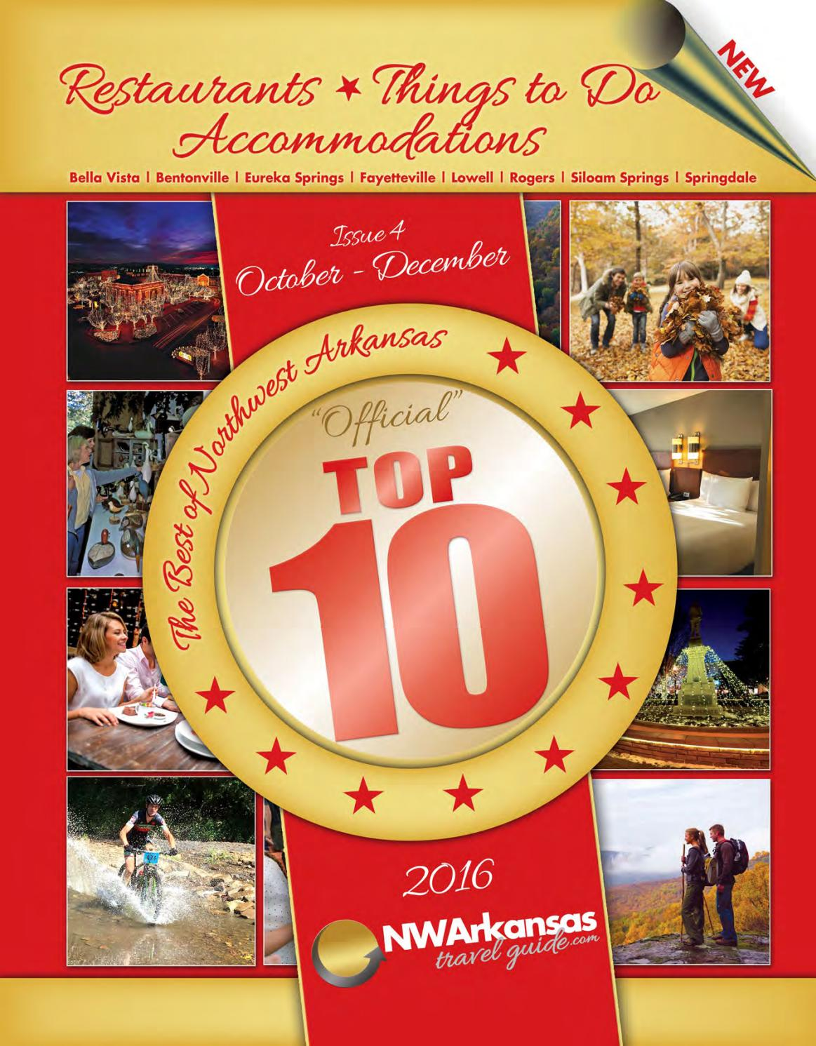Best Of Nwa Top 10 Issue 4 By Best Of Northwest Arkansas Top 10 Issuu