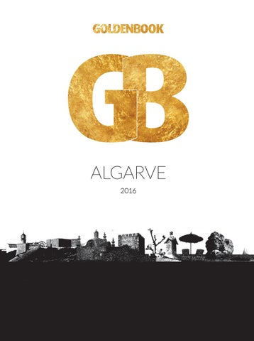 bffd7ba955082 Goldenbook Algarve   South 2016 by GOLDENBOOK EDITIONS - issuu