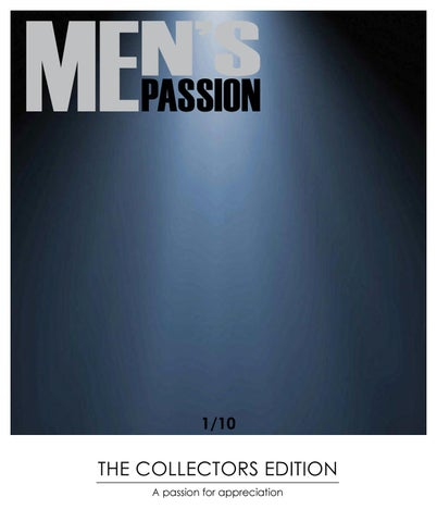 c26f108aafd4 Men s passion  81 december 2016   january 2017 by Men s Passion ...