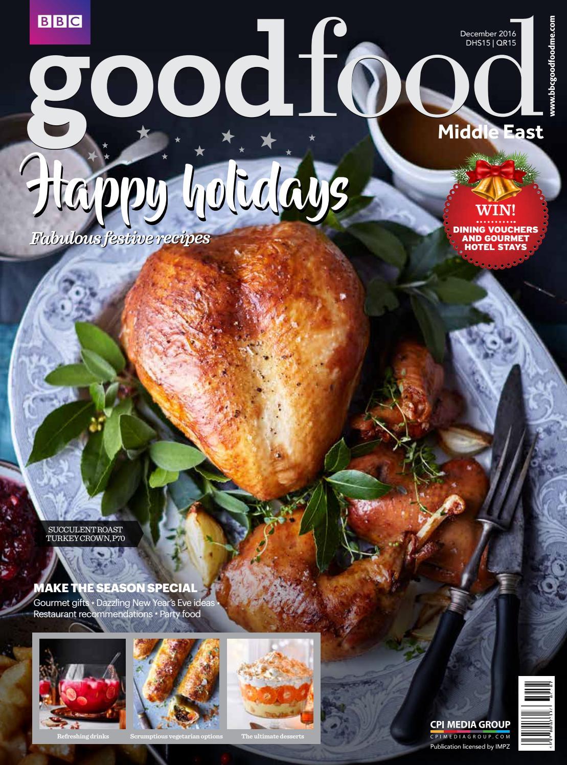Bbc good food me 2016 december by bbc good food me issuu forumfinder Gallery