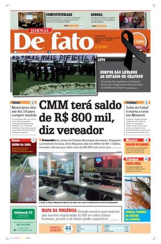 9afc6dcc8eb Jornal de Fato by Jornal de Fato - issuu